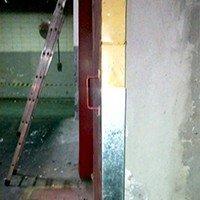 Conserto de porta corta fogo sp